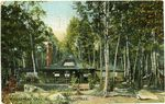 Kineo Cottage, Moosehead Lake Postcard