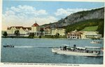 Mount Kineo House and Annex and Yacht Club Postcard