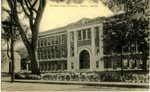 Morse High School Postcard