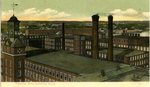 Biddeford Pepperell Mills Postcard