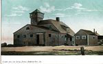 Biddeford Pool Life Saving Station Postcard
