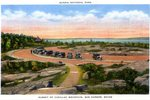Summit of Cadillac Mountain, Bar Harbor Postcard