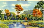 Borestone Mountain Postcard