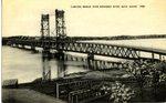 Bath, Maine, Carlton Bridge Over Kennebec River