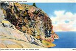 Great Head, Acadia National Park, Postcard