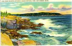 Acadia National Park, View from Rockefeller Drive