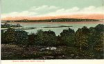 Squirrel Island from Capitol Island Postcard