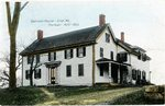 Eliot Maine Garrison House Postcard