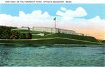 Fort Knox Postcard