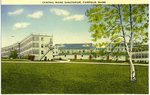 Fairfield Central Maine Sanatorium Postcard