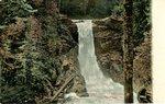Moxie Falls Postcard