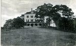 The Inn, Green Acres, Eliot, Maine, Postcard