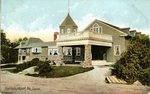Kennebunkport Casino Postcard