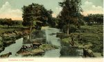 Kennebunk River, Maine, Headwaters