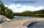 Viaduct Over Otter Creek Postcard