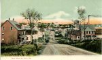 Milo West Main Street Postcard