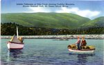 Lobster Fishermen At Otter Creek           Postcard