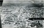Lincoln, Maine, from the Air Postcard