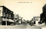 Millinocket Main Street Postcard