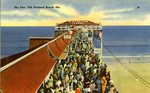 Old Orchard Pier Postcard
