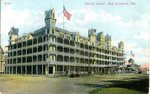 Old Orchard Velvet Hotel Postcard