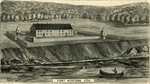 Augusta, Maine, Fort Western Sketch