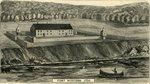 Augusta, Maine, Fort Western Sketch