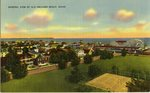 General View of Old Orchard Beach, Maine Postcard