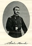 Charles Hamlin in Military Uniform