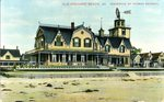 Old Orchard Residence of Thomas Goodall Postcard
