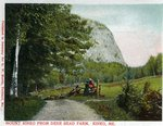 Deer Head Farm Postcard
