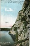 Moosehead Lake Kineo Cliff Postcard