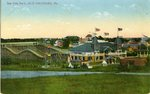 Old Orchard Sea Side Park Postcard