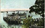 Portland, Peaks Island Steamboat Postcard