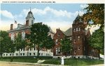 Knox County Court House               Postcard