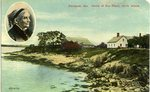 Orr's Island, Home of the Pearl, Postcard
