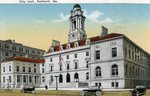 Portland, Maine, City Hall Postcard