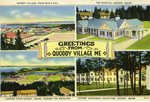 Quoddy Village Postcard