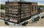 Portland's Congress Square Hotel Postcard