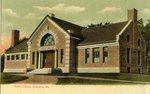 Rockland Public Library          Postcard