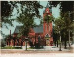 Portland's Williston Church Postcard
