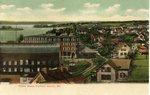 Peaks Island, Portland Harbor Postcard