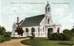 Wilde's Memorial Chapel        Postcard