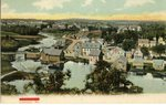 Pembroke, Maine Postcard