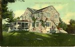 Restland Sebago Lake, Maine        Postcard