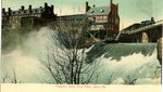 Saco's Cataract Falls, Saco River Postcard