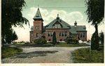 Thornton Academy, Saco, Me.            Postcard