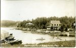 Southport, Maine, Hammond's Point  Postcard