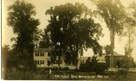 Waterford, Maine, Postcard of the T.H. Gage Residence         Postcard