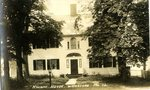 Waterford, Maine, Knight House Postcard